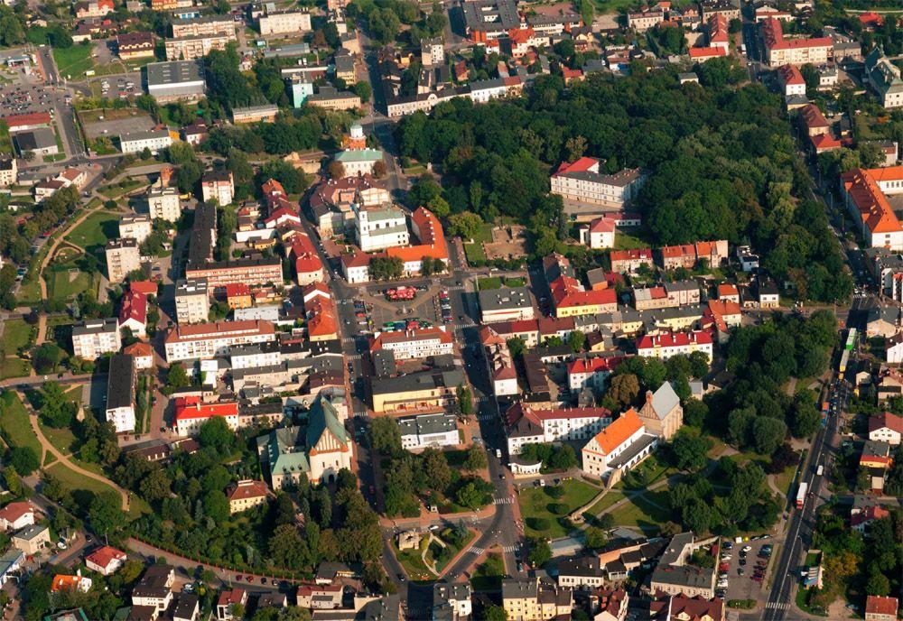 Wieluń: Siła przyciągania