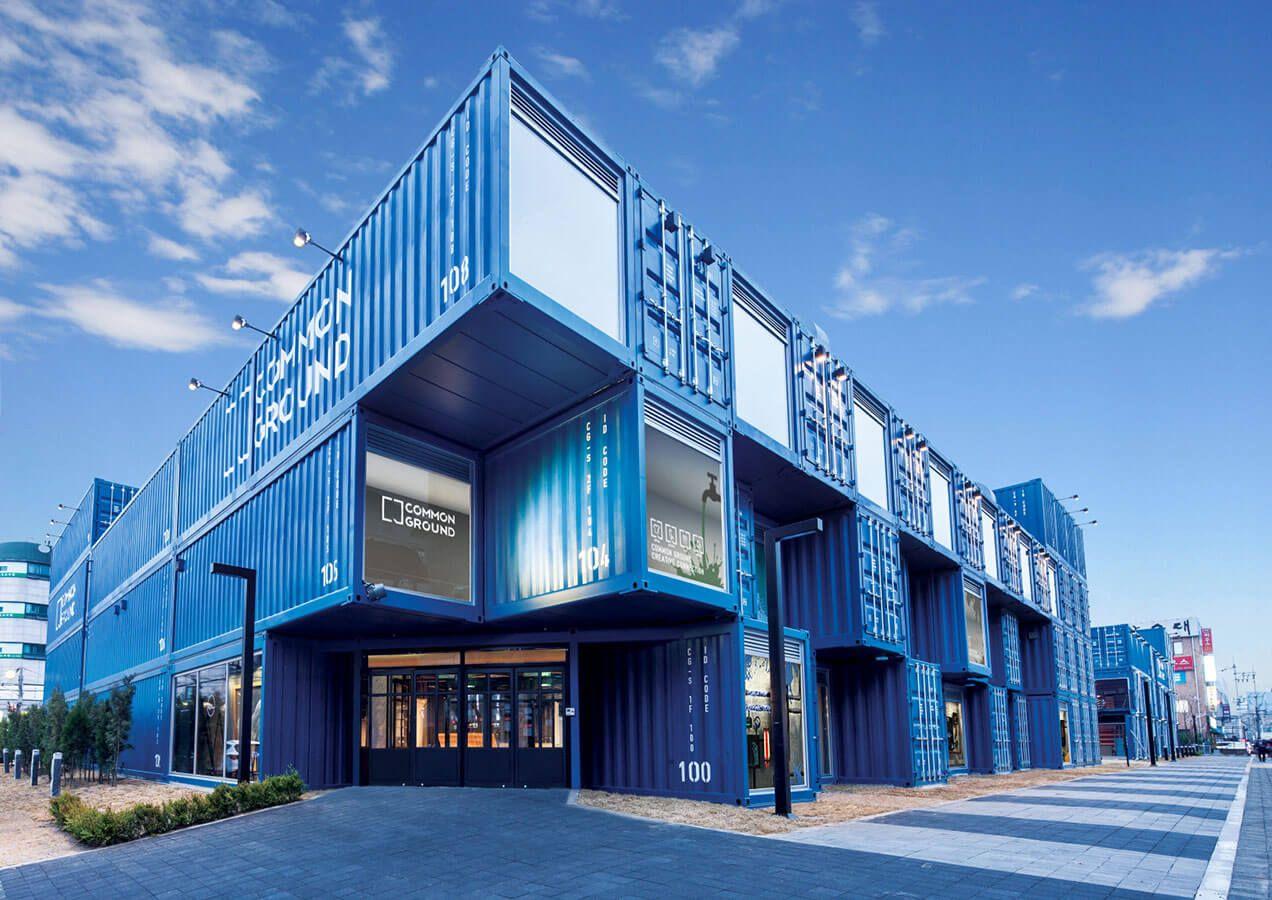 LS Tech-Homes: Modułowe budowanie