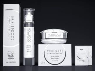 zestaw kosmetyków marki Molluscoo