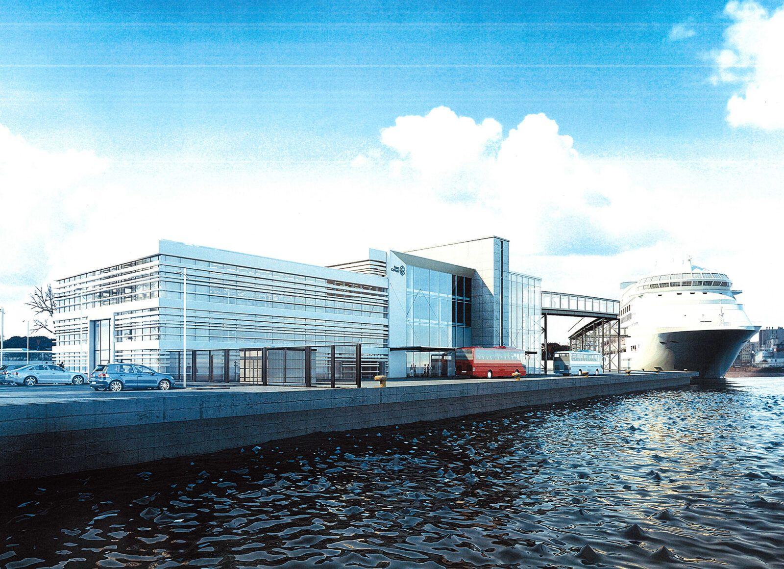 Nowoczesne oblicze Portu Gdynia