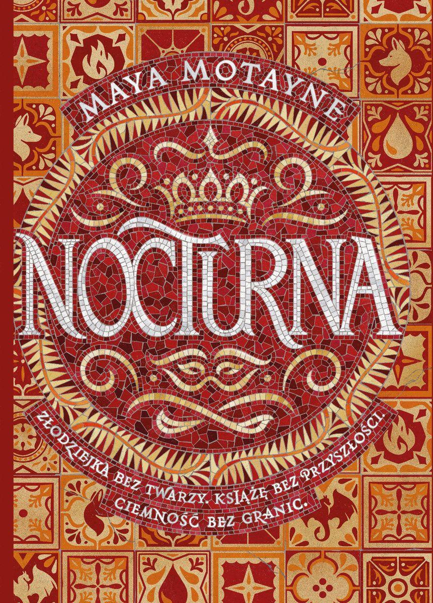 Maya Motayne – Nocturna