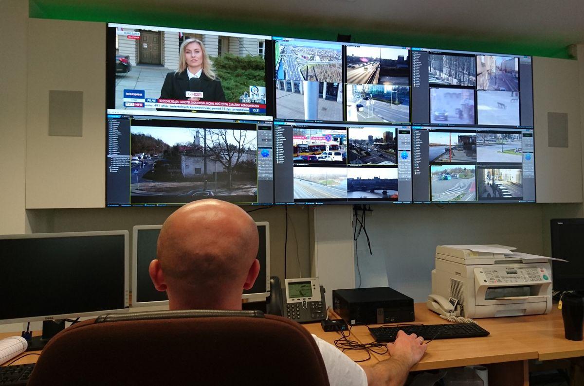 Monitoring gwarantuje bezpieczeństwo