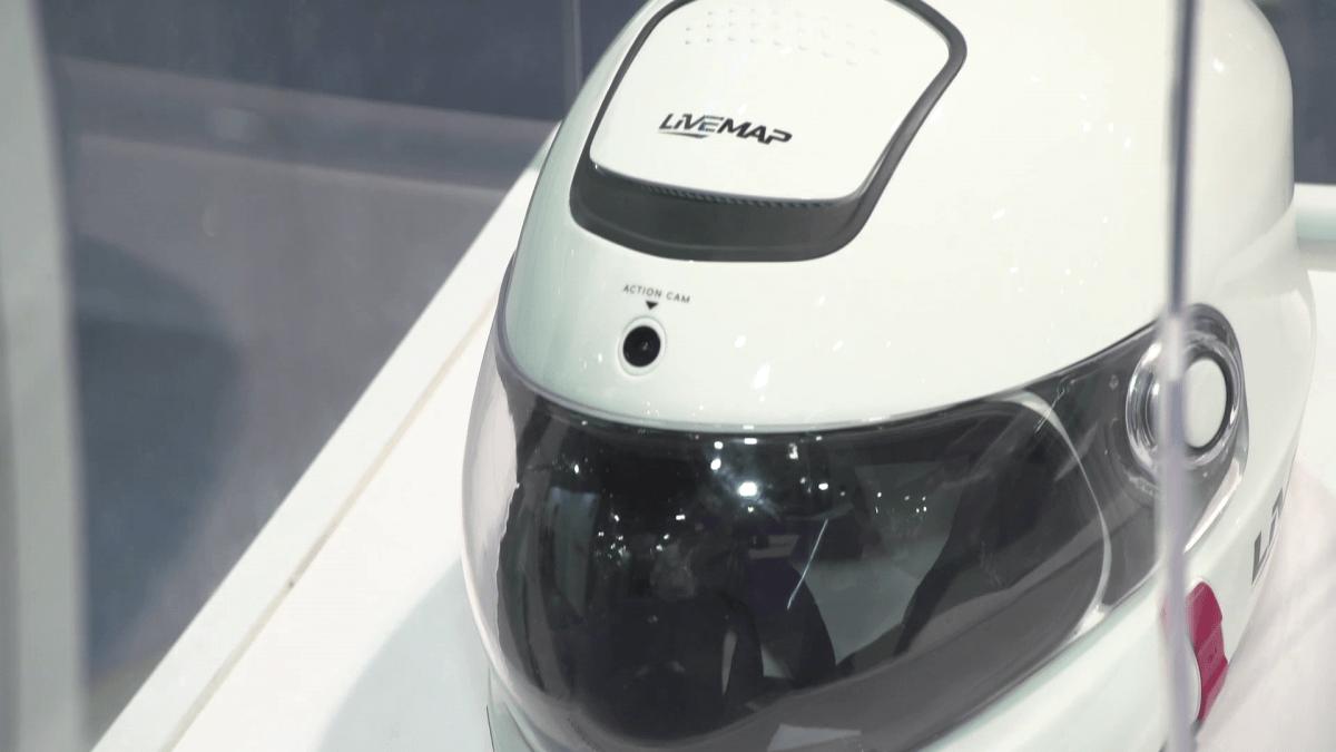 Inteligentne kaski z wyświetlaczem HUD poprawią bezpieczeństwo motocyklistów. Słaba widoczność jedną z głównych przyczyn śmiertelnych wypadków na drodze