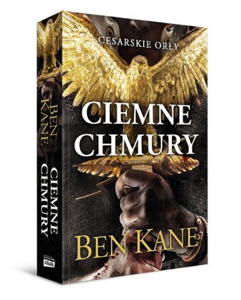 Ben Kane – Cesarskie orły. Ciemne chmury