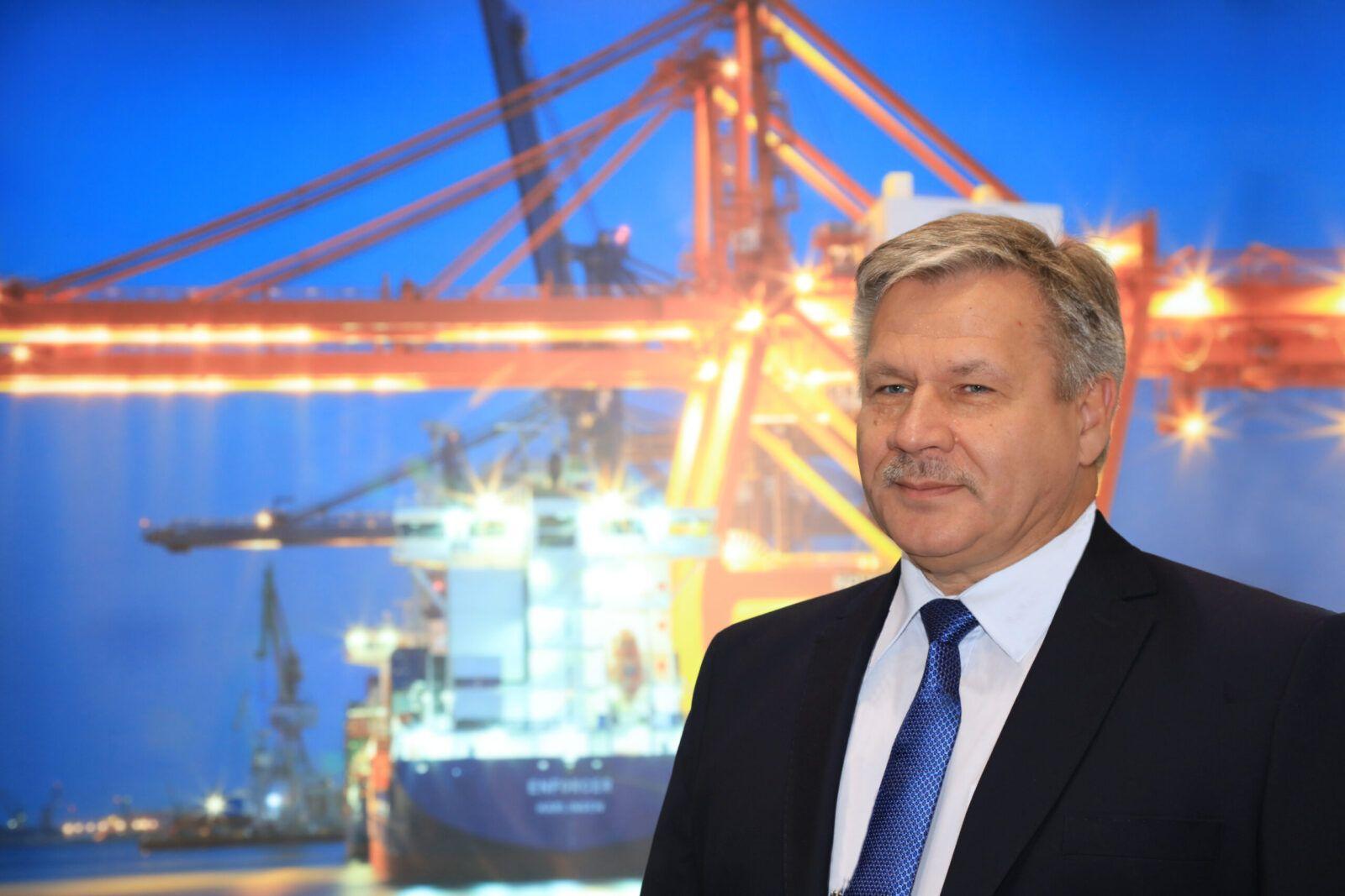 Adam Meller, Prezes Zarządu Morskiego Portu Gdynia S.A. Menedżerem 2019 roku!