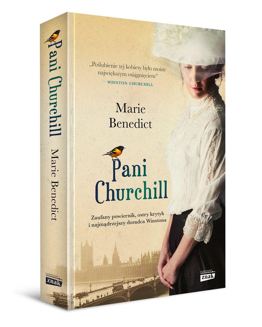 Marie Benedict – Pani Churchill