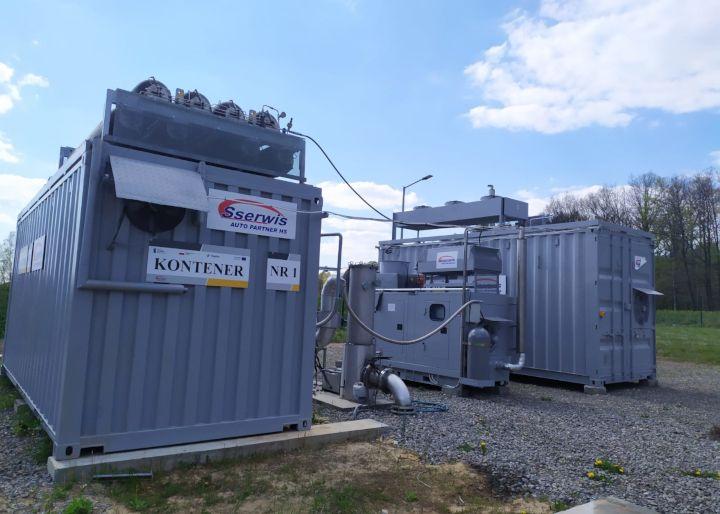 Uzdatnianie gazu – po polsku