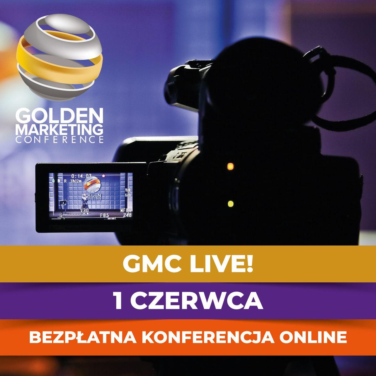 Golden Marketing Conference bezpłatnie w internecie!