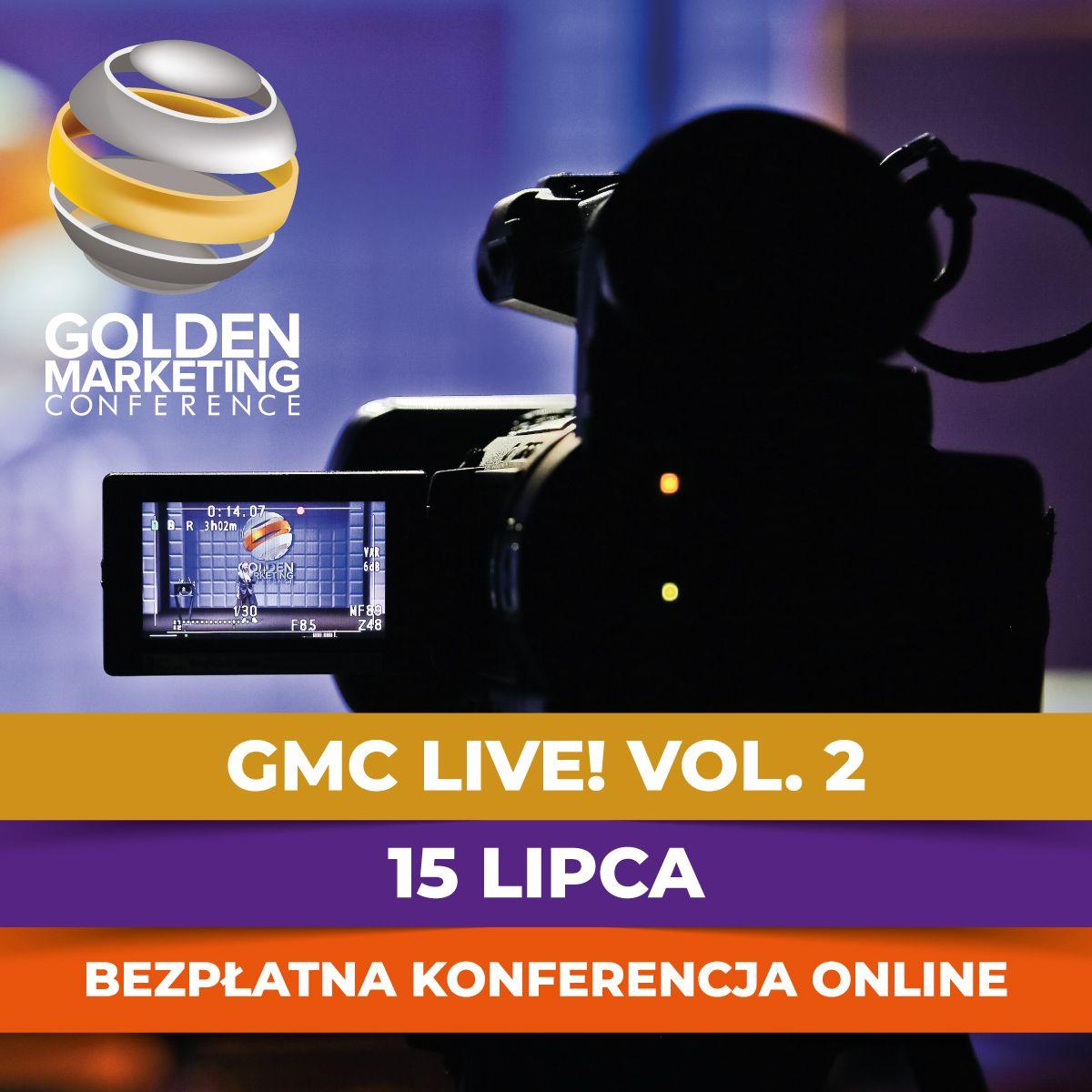 GMC Live! vol. 2 – już 15 lipca