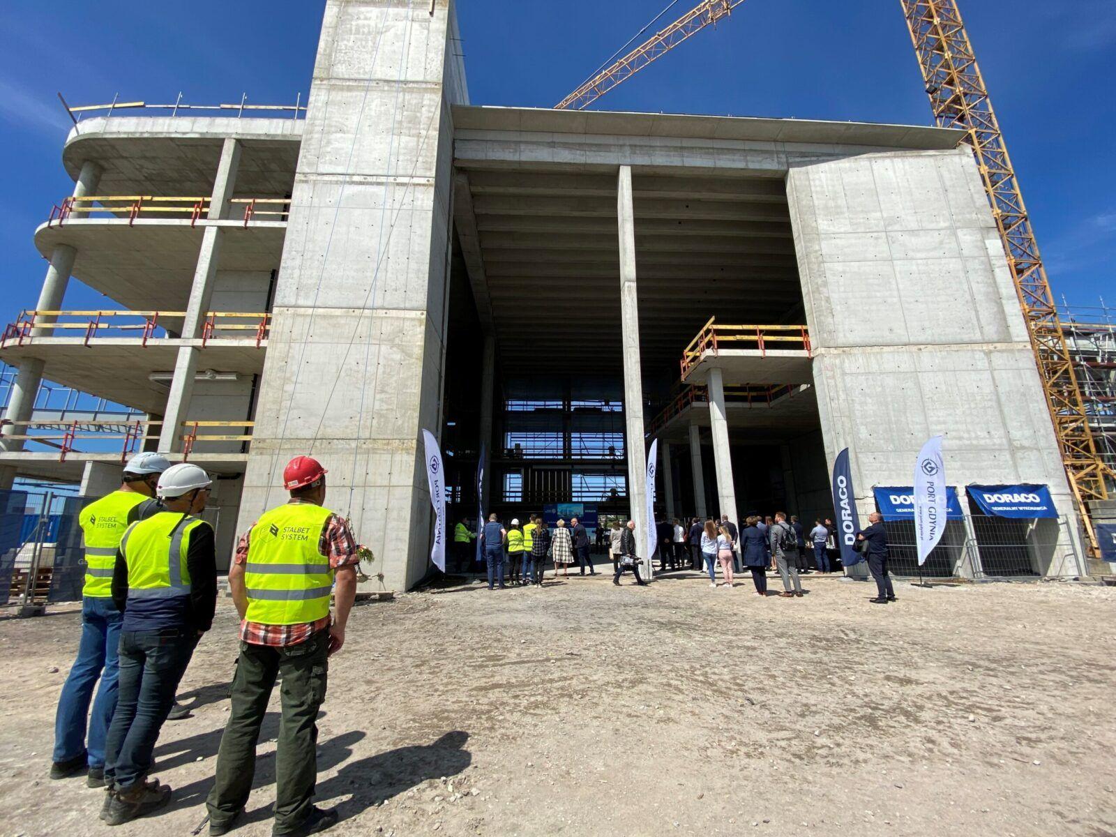 Port Gdynia otwiera nowy rozdział w transporcie handlowo-pasażerskim