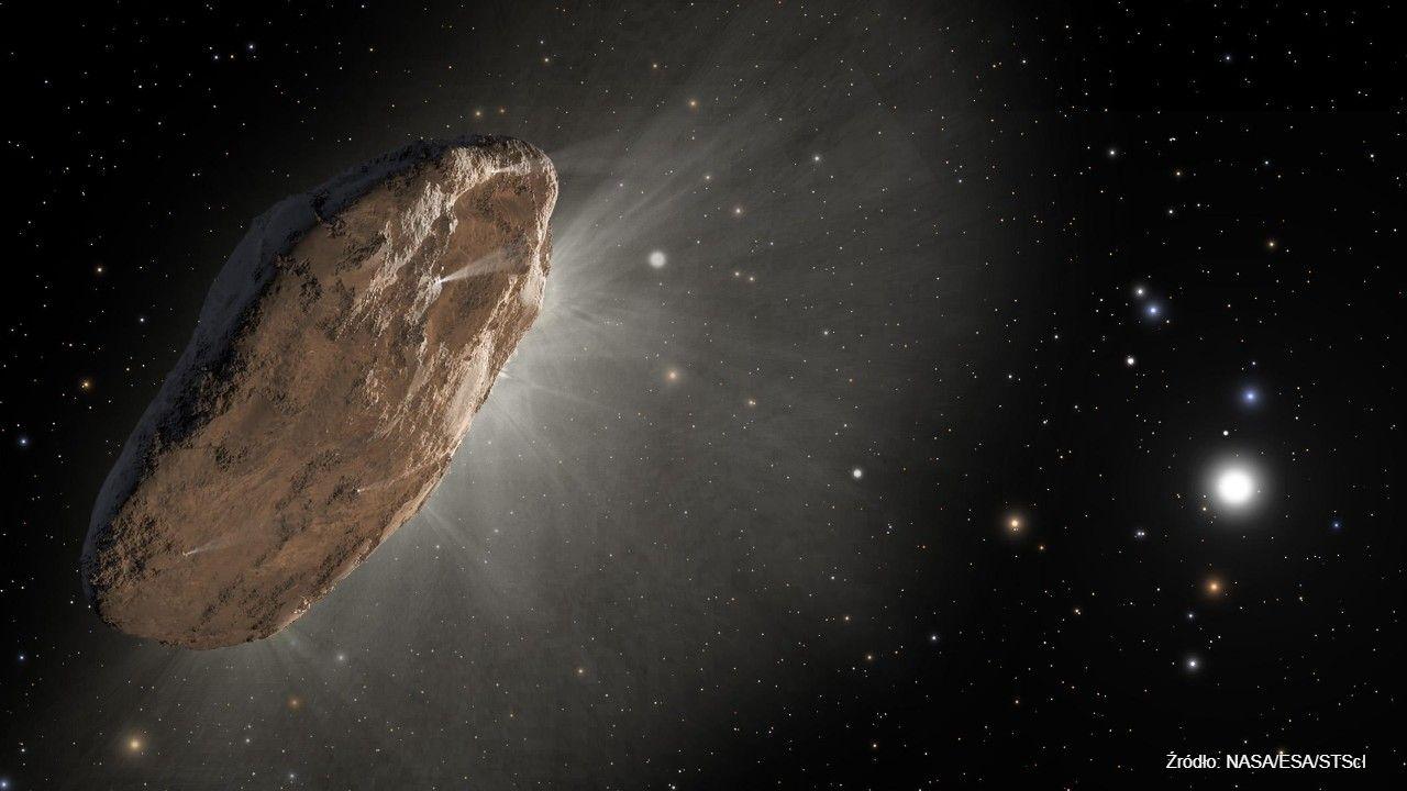 NASA chce zmienić trajektorię lotu planetoidy. To pierwsza taka misja kosmiczna w historii