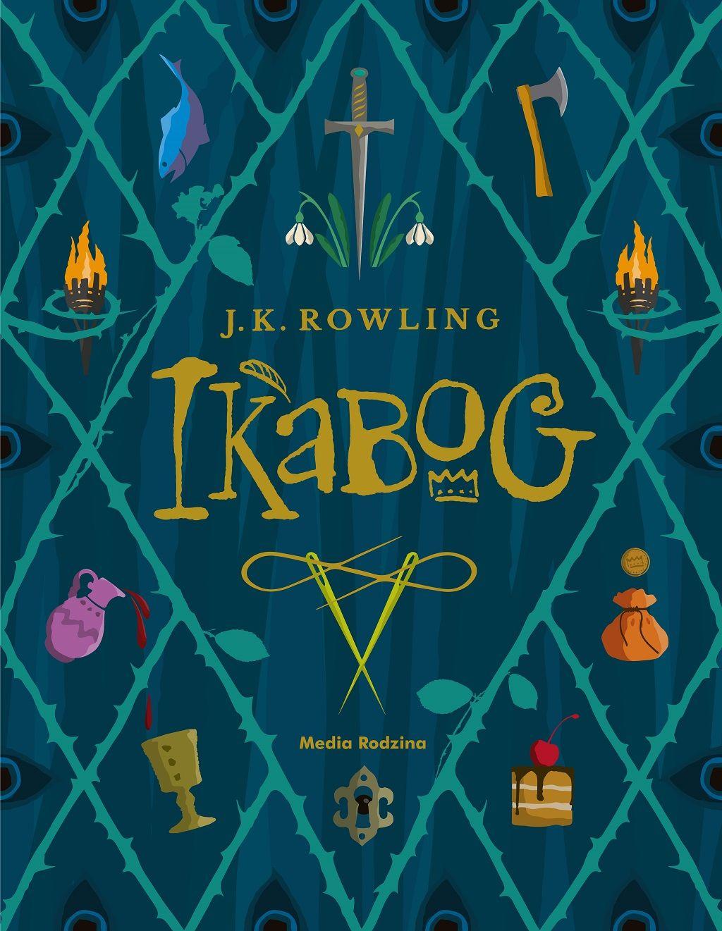 J.K. Rowling – Ikabog