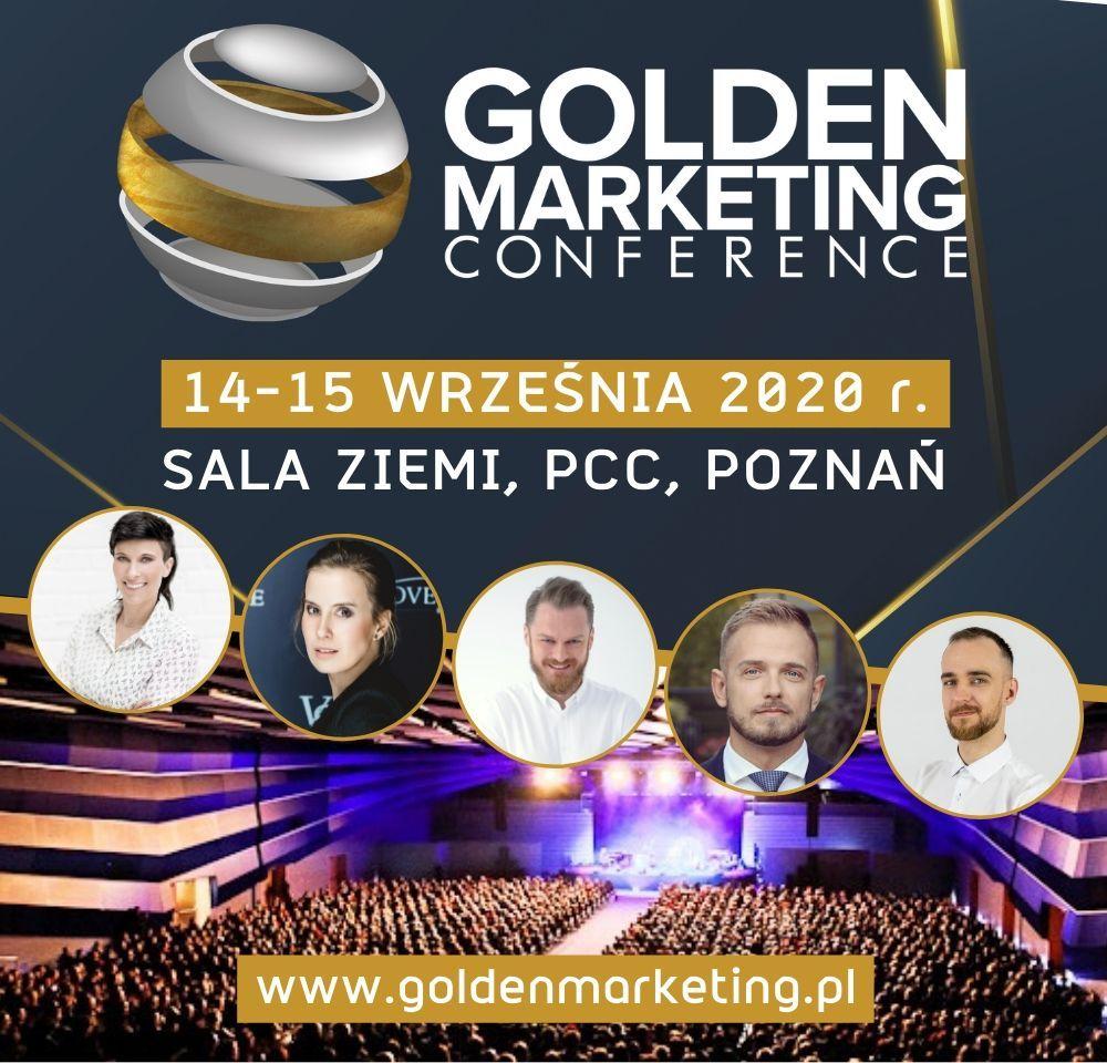 Jurek Owsiak – Twórca Fundacji Wielkiej Orkiestry Świątecznej Pomocy – gościem specjalnym Golden Marketing Conference.