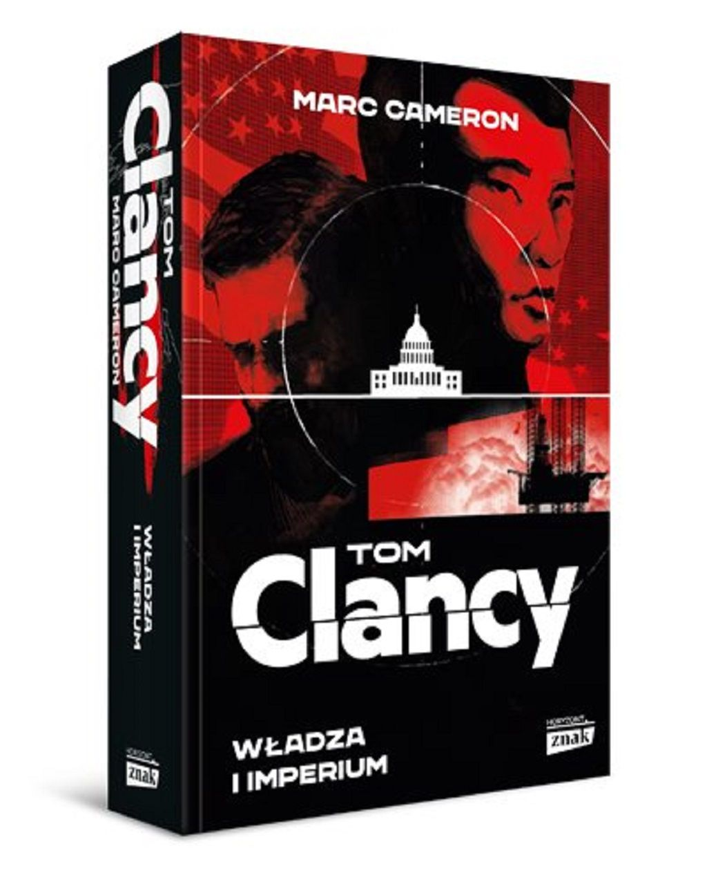 Marc Cameron, Tom Clancy – Władza i imperium