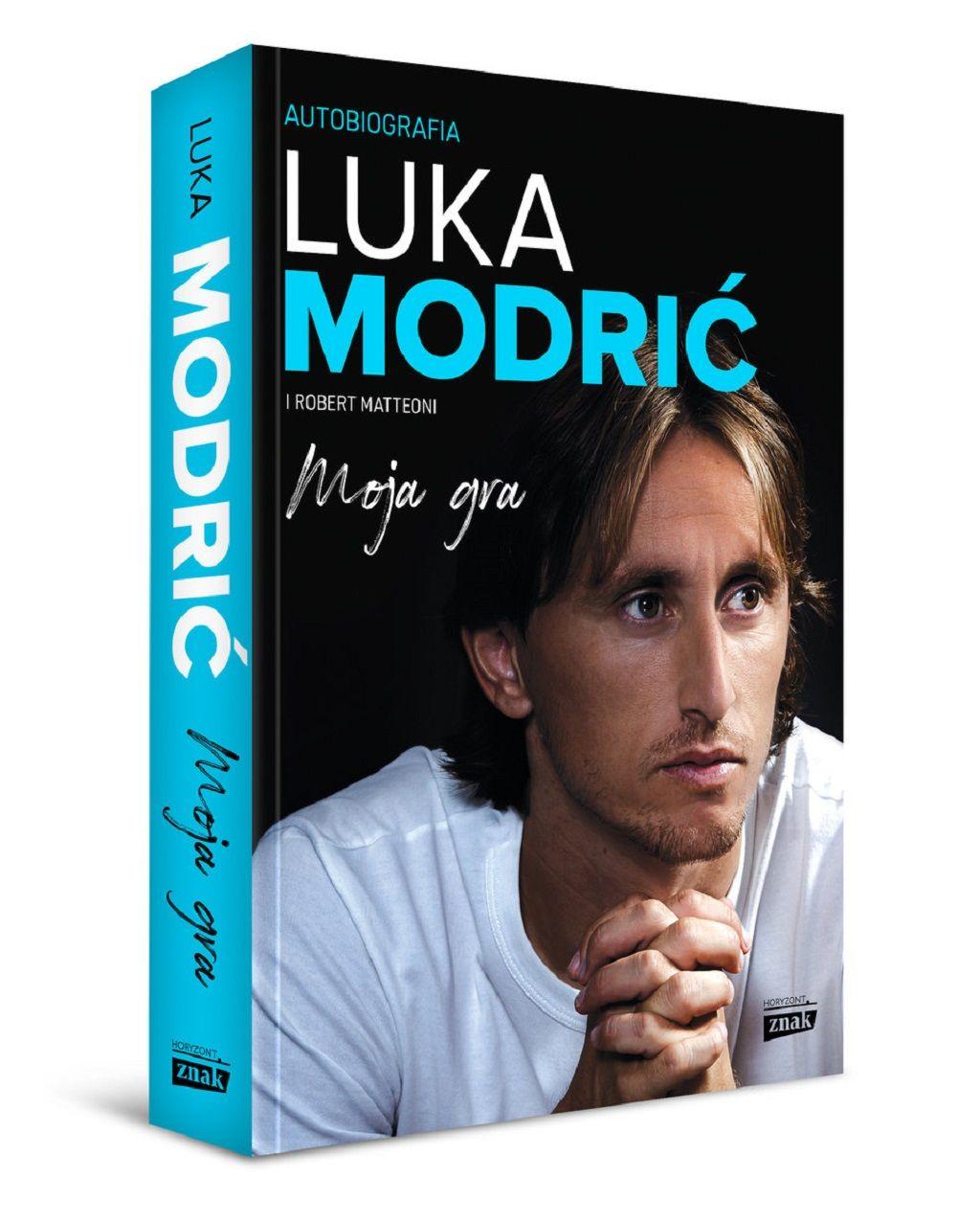 Luka Modrić, Robert Matteoni – Moja gra. Autobiografia