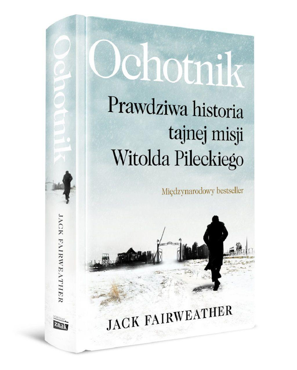 Jack Fairweather – Ochotnik