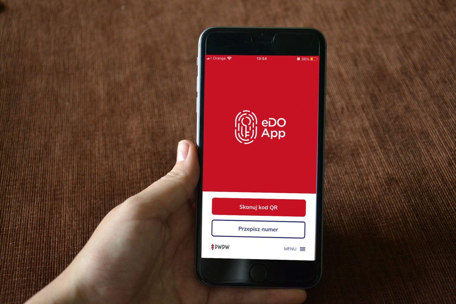 eDO App: e-usługi na wyciągnięcie dłoni