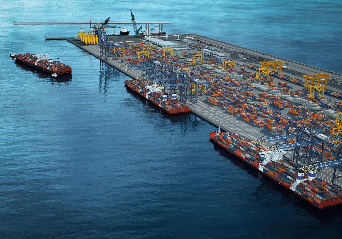 Rządowe działania pobudzające gospodarkę zwiększą tempo inwestycji w Porcie Gdynia