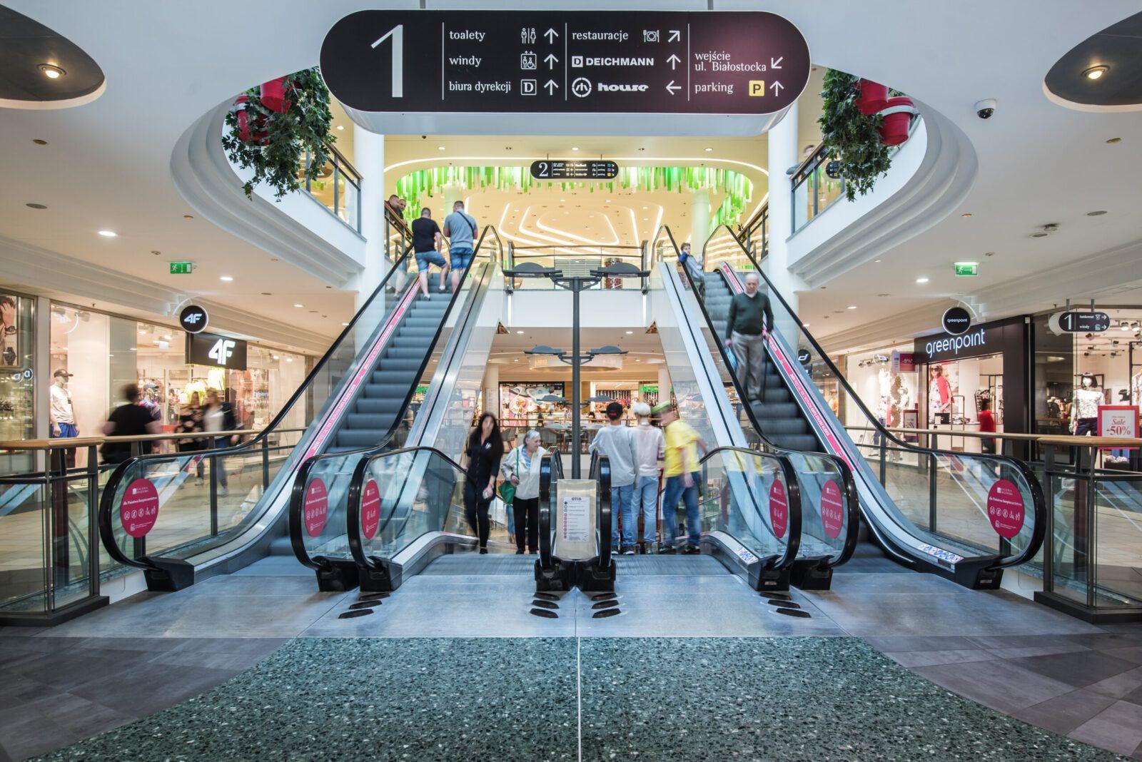 Galerie handlowe starają się na nowo przyciągnąć klientów po lockdownie. Zapewnienie rozrywki i programy lojalnościowe stają się kluczowe