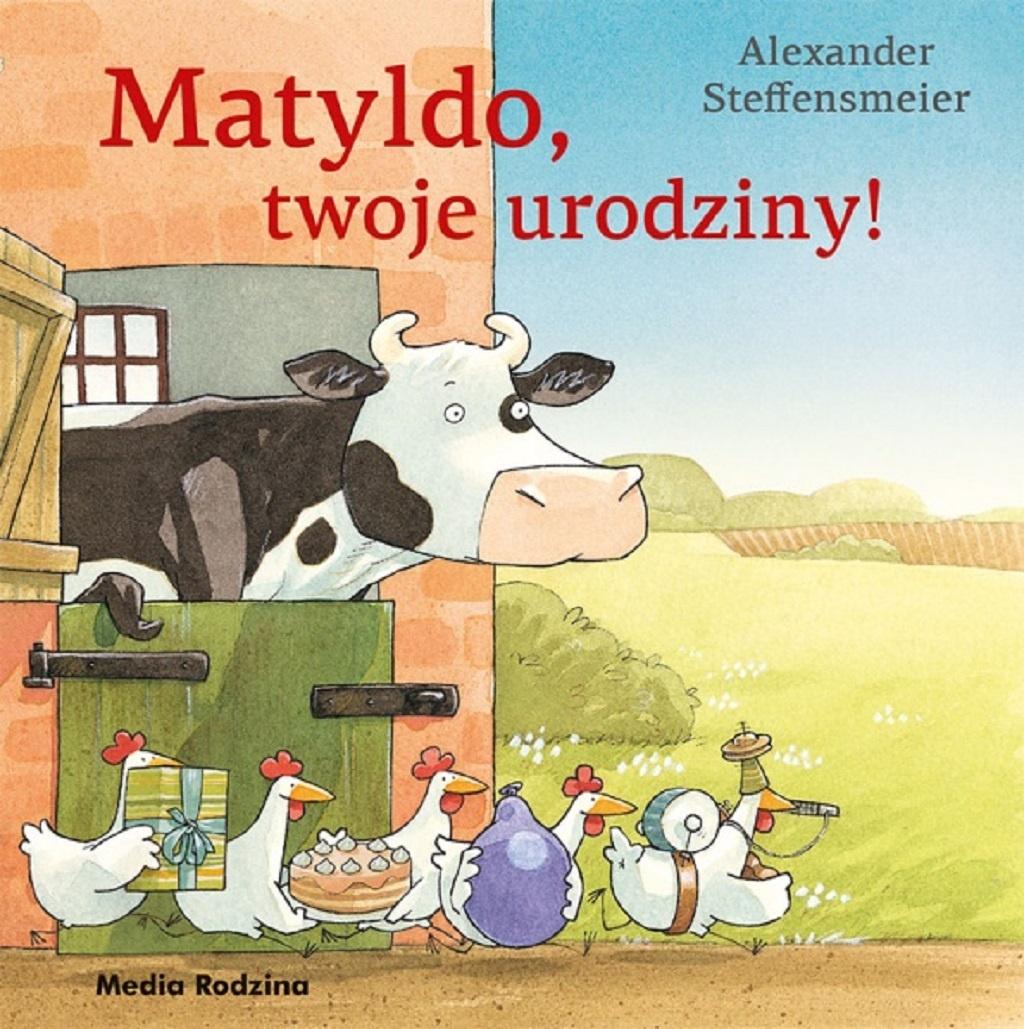 Alexander Steffensmeier – Matyldo, twoje urodziny!