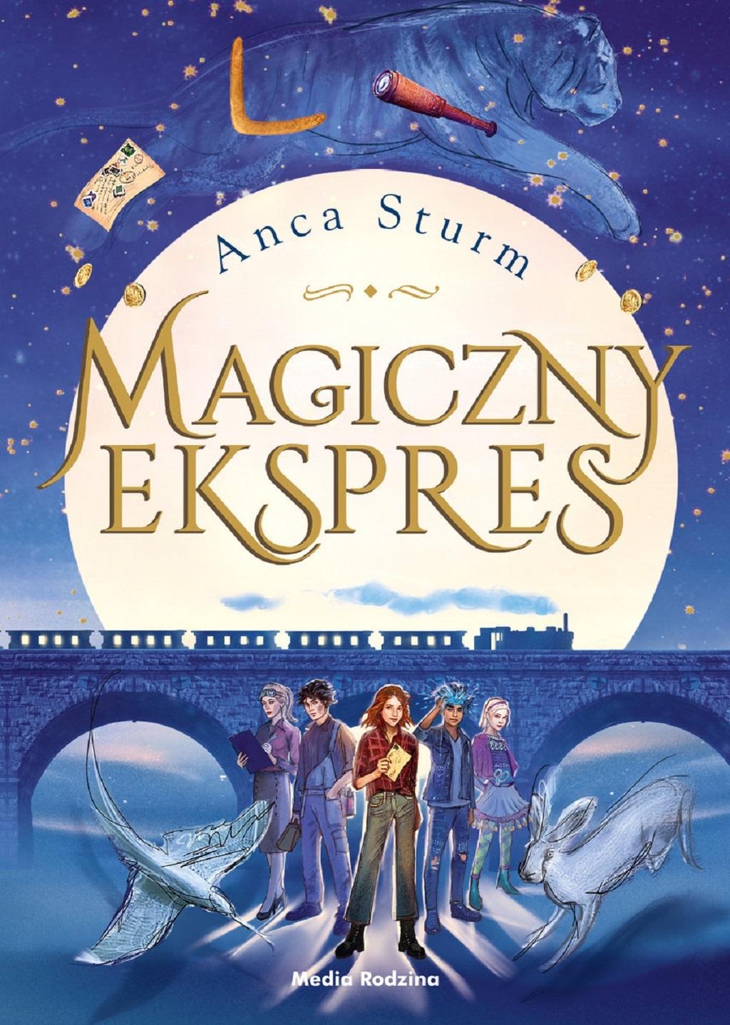Anca Sturm – Magiczny ekspres