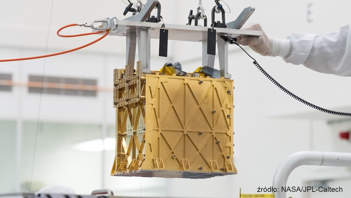 NASA chce wyprodukować tlen na Marsie. Pomoże to w eksploracji planety i powrocie astronautów na Ziemię
