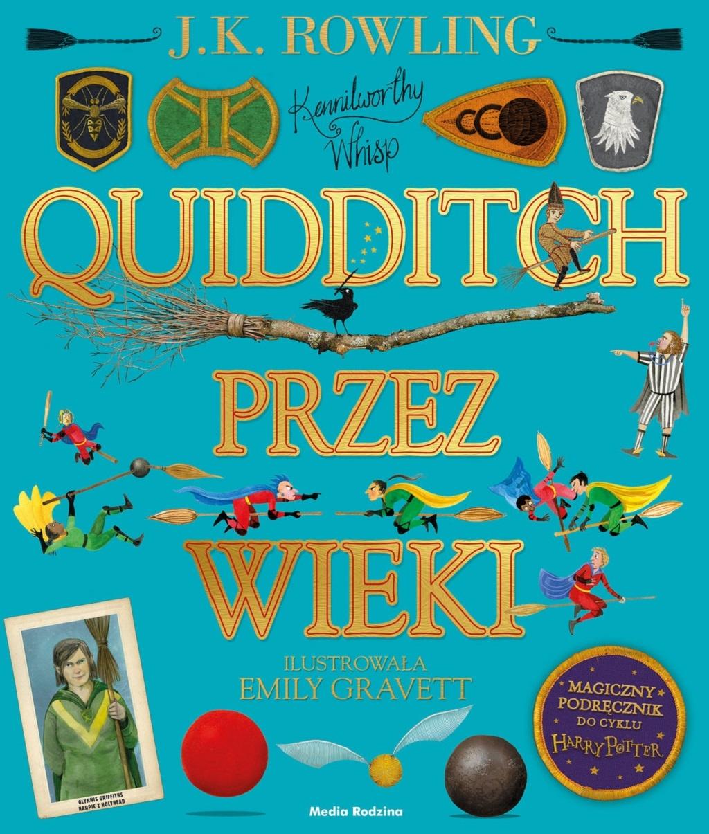 Joanna K. Rowling – Quidditch przez wieki