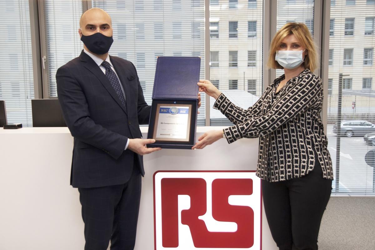 RS Components: Symbol Rozwoju Biznesu