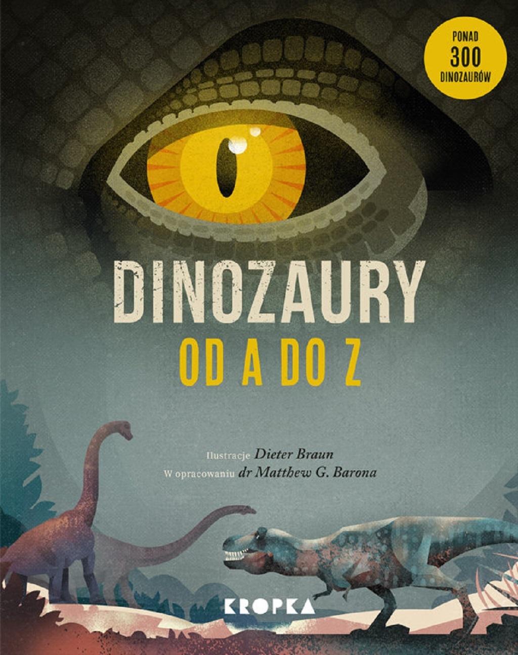 Dieter Braun – Dinozaury od A do Z