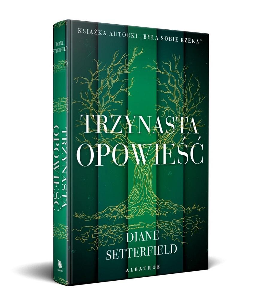 Diane Setterfield – Trzynasta opowieść