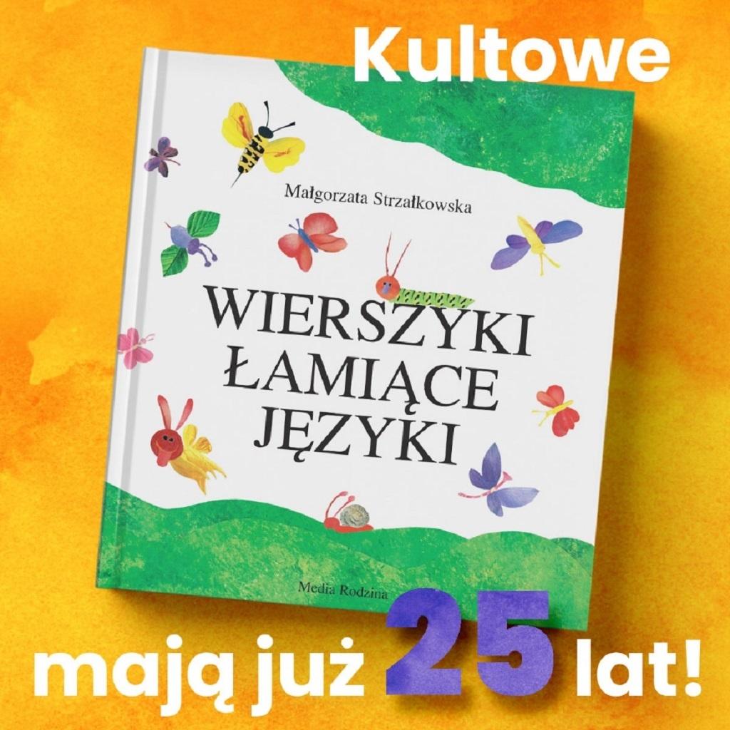 Wierszyki łamiące języki mają 25 lat