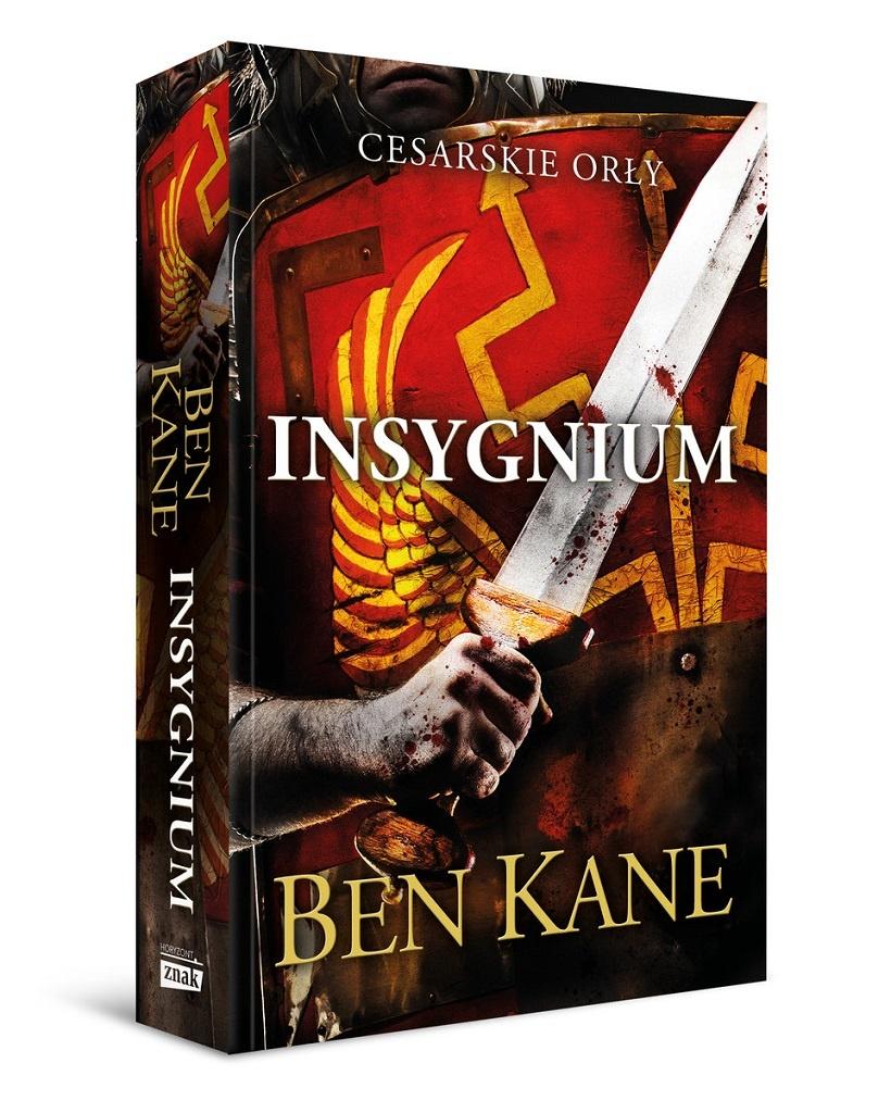 Ben Kane – Cesarskie orły. Insygnium