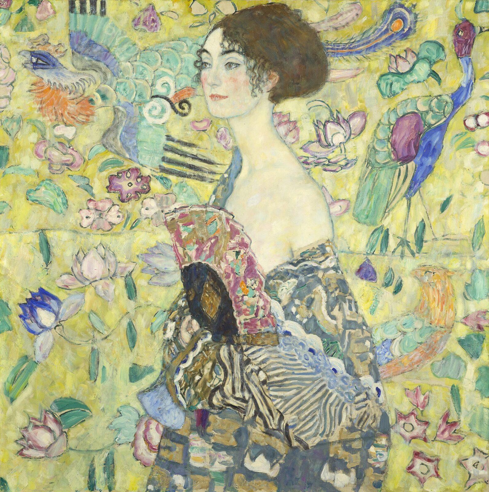 Obraz Klimta po 100 latach znowu w wiedeńskim Belwederze