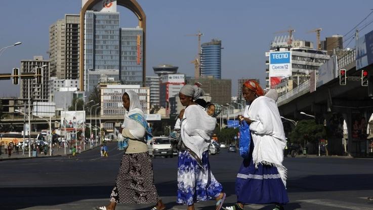 UE i Unia Afrykańska musiałyby zebrać około 4 mld euro na szczepienia dla Afryki