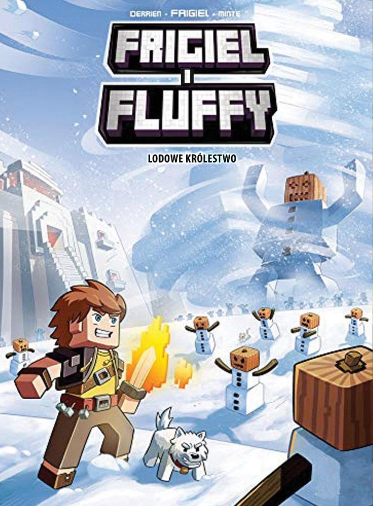 J-C. Derrien & Frigiel – Frigiel i Fluffy