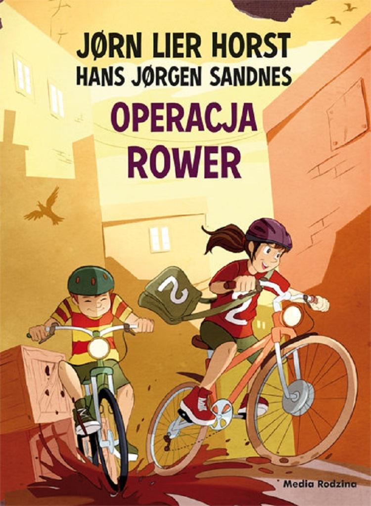 Jørn Lier Horst – Operacja Rower