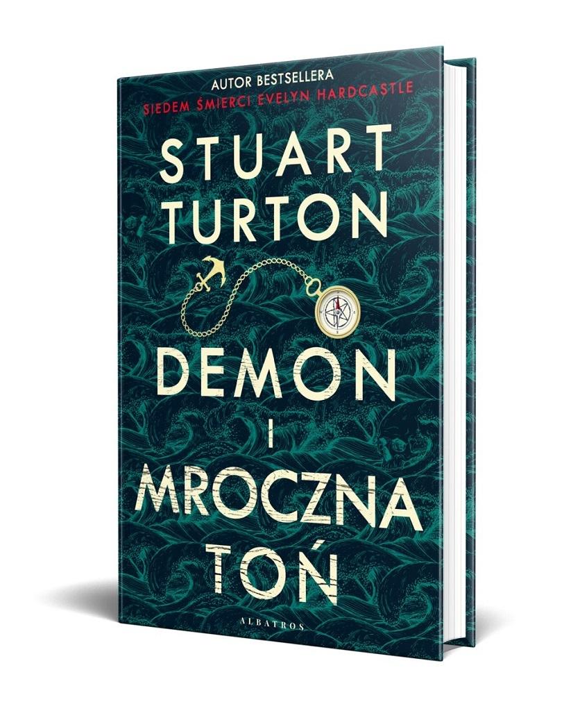 Stuart Turton – Demon i mroczna toń