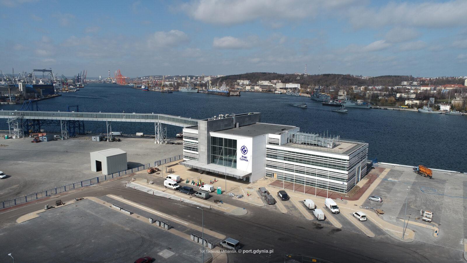 Publiczny Terminal Promowy w idei  #greenport