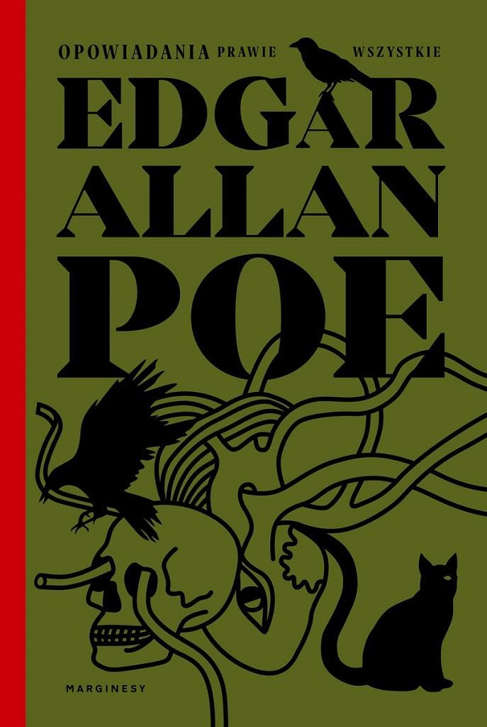 Edgar Allan Poe – Opowiadania prawie wszystkie
