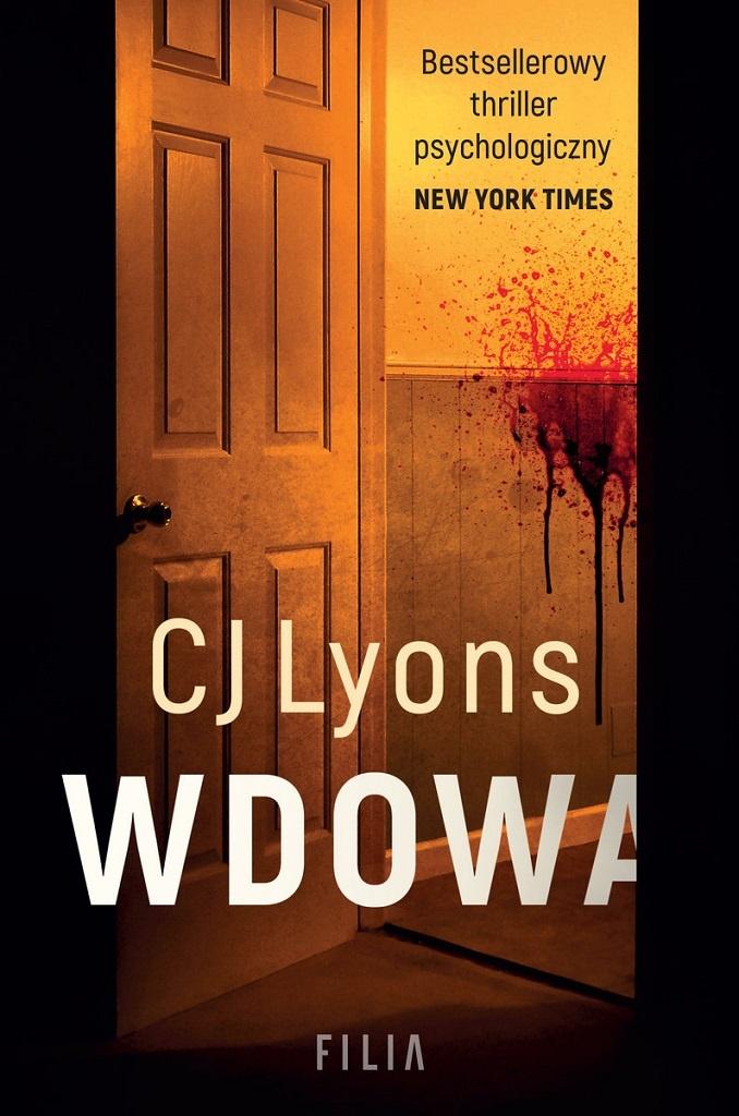 CJ Lyons – Wdowa