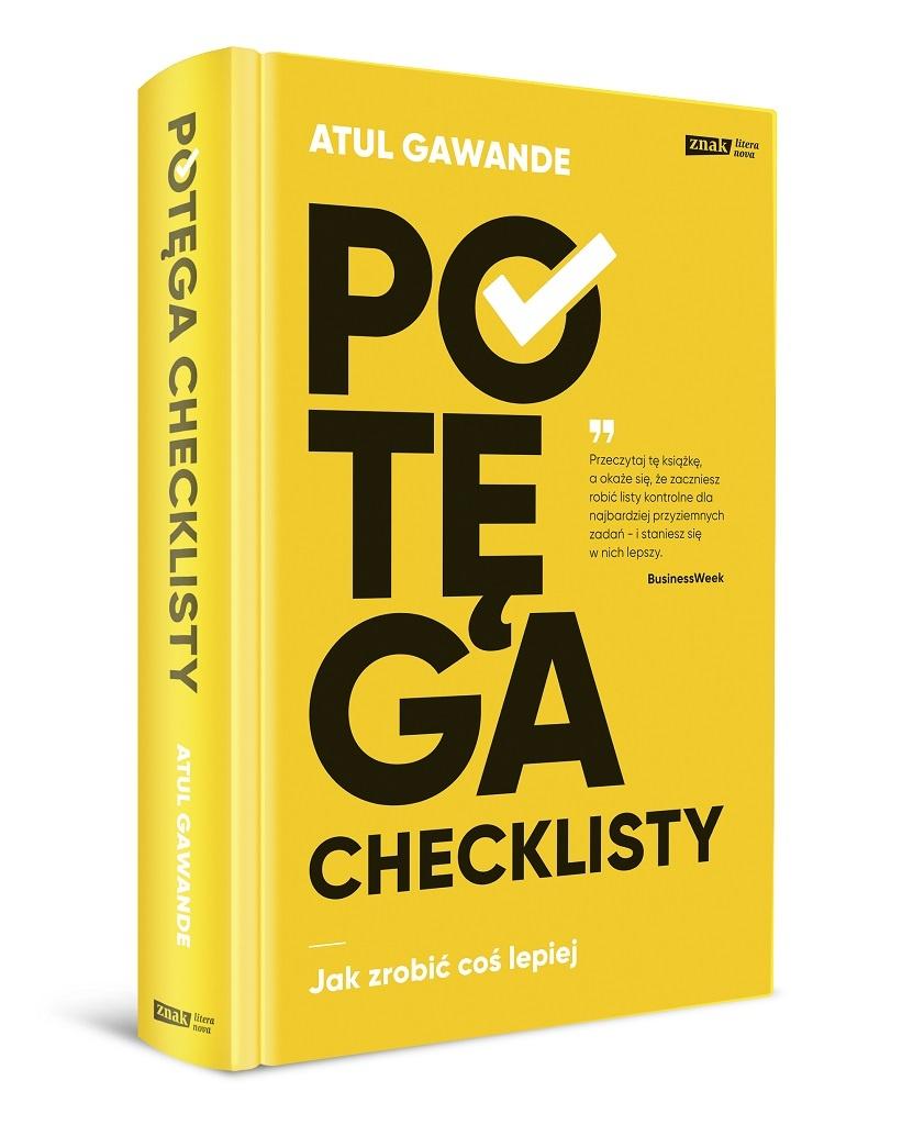 Atul Gawande – Potęga checklisty