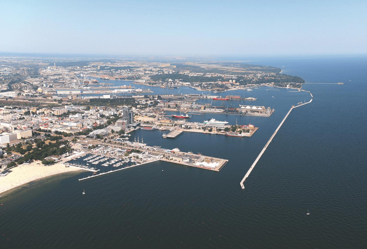 Historia kołem się toczy – Port Gdynia 2.0
