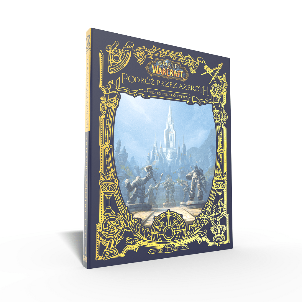 Christie Golden – World of Warcraft: Podróż przez Azeroth