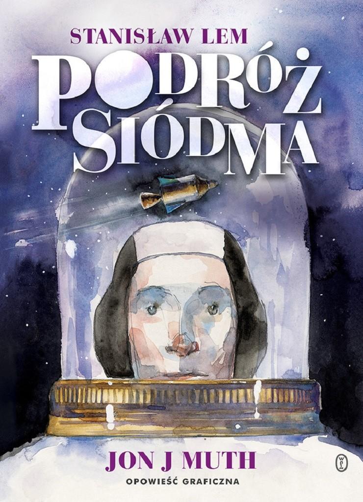 Stanisław Lem, Jon J Muth – Podróż siódma