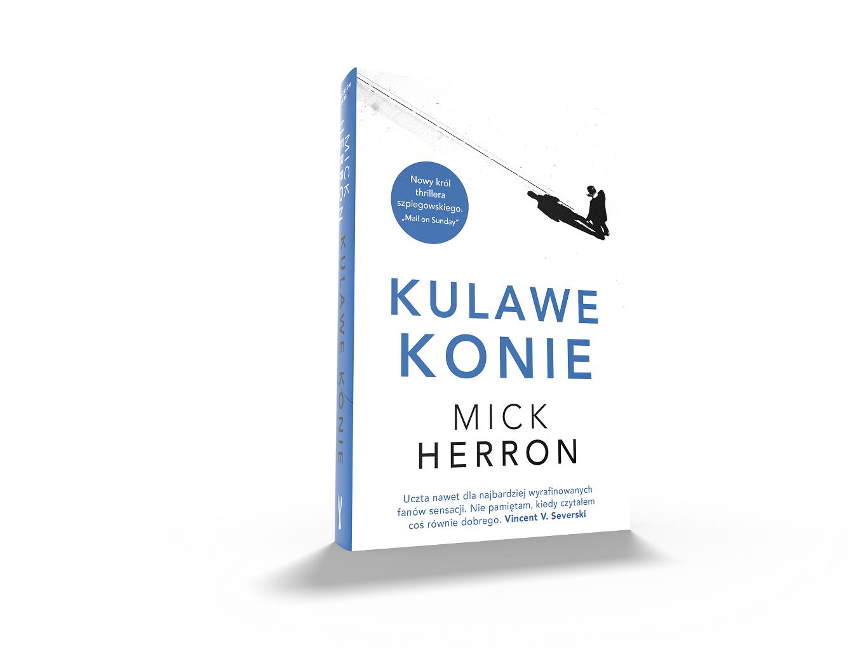 Mick Herron – Kulawe Konie