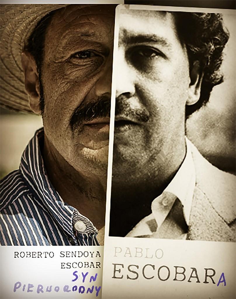 Roberto Sendoya Escobar – Syn Escobara. Pierworodny