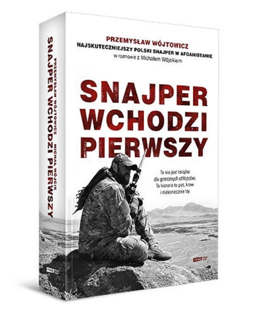 Przemysław Wójtowicz, Michał Wójcik – Snajper wchodzi pierwszy