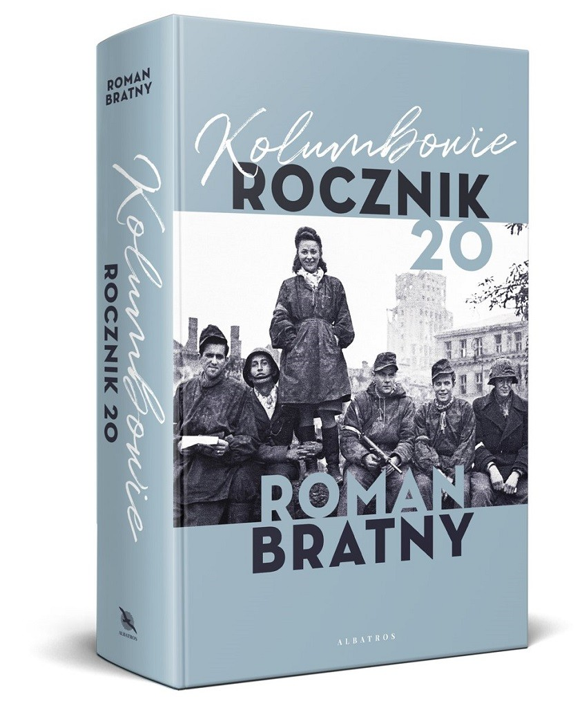 Roman Bratny – Kolumbowie. Rocznik 20