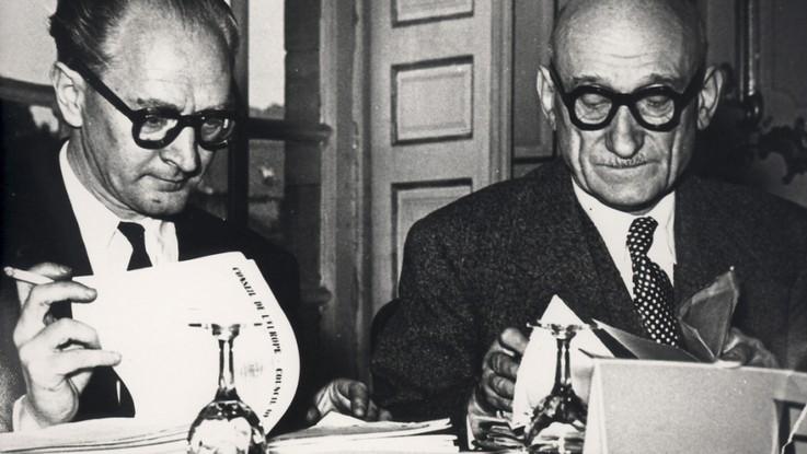 PE zachęca do odwiedzenia wirtualnej wystawy nt. deklaracji Schumana, która dała początek UE