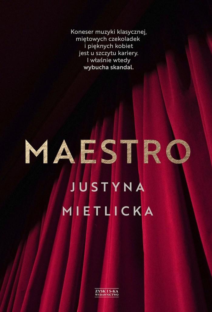 Justyna Mietlicka – Maestro